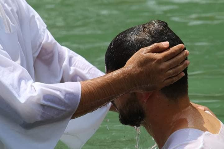 Keresztség (Baptism)